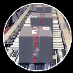 Logisticen e-commerce : emballage élégant